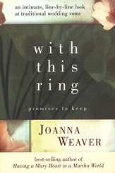 With This Ring: Promises to Keep