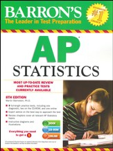 AP Statistics with CD-ROM, 8th Edition
