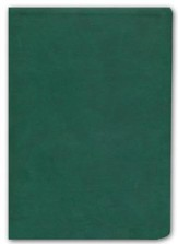 KJV Thompson Chain-Reference Bible, Hunter Green Kirvella Imitation Leather, Thumb-Indexed