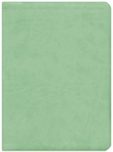 NIV Thompson Chain-Reference Bible, Sage Green Kirvella Imitation Leather, Thumb-Indexed 1984