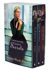 Lancaster County Secrets, Boxed Set Volumes 1-3