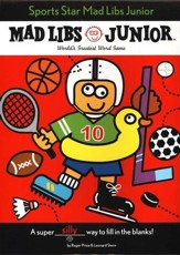 Mad Libs Junior: Sports Star
