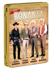 Best of Bonanza (3 DVD Tin Set)