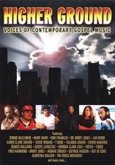Higher Ground: Voices of Contemporary Gospel Music DVD