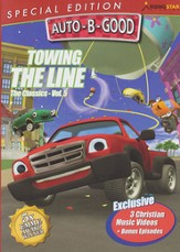 Towing the Line DVD