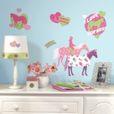 Horses Vinyl Wall Stickers