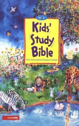 NIrV Kids' Study Bible Revised, softcover