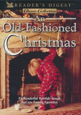 An Old Fashioned Christmas, DVD