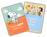 Peanuts Boxed Notes