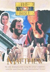 The Visual Bible: Matthew/Acts, 4 DVDs