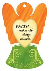 Faith Makes All Things Possible, Angel Air Freshener
