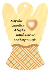 Keep Us Safe, Angel Air Freshener
