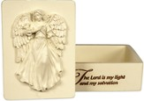 The Lord Is My Light Keepsake Box