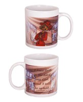 I Have Faith Mug