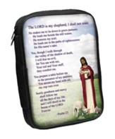 Psalm 23 Bible Cover II
