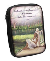 Psalm 145:5 Bible Cover