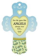 Angels Take Charge Over You, Cross Air Freshener