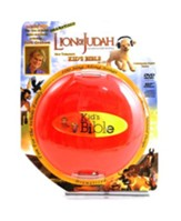 The Lion of Judah Dramatized Kid's Bible 15 CD's, 1 DVD and 1 MP3 CD