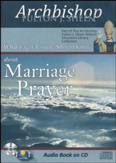 What Every Couple Should Know About Marriage and Prayer, Audio Book on CD