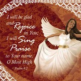 I Will Sing Praise Plaque