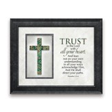 Trust in the Lord, Framed Art
