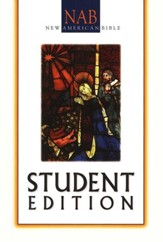 NAB Deluxe Student Bible, hardcover