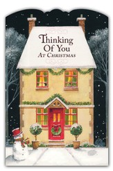 Thinking of You Christmas Cards, Box of 18