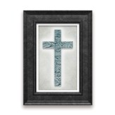 Silver Framed Cross
