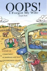 Oops! I Forgot My Wife Audio CD