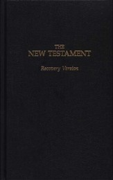 Recovery Version New Testament, Hardcover
