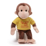Curious George Big Sister, Plush