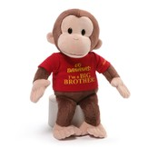 Curious George Big Brother, Plush