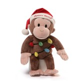 Curious George Holiday, Plush