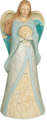 Sea Dreamer Angel Figurine