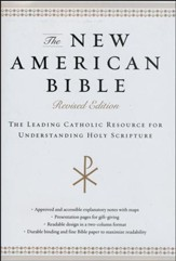 New American Bible, Revised Edition,