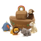 Noah's Ark Large Plush Playset