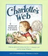 Charlotte's Web - Audiobook on CD