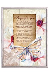 A Prayer For You Plaque