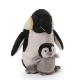 Penguin & Baby, Plush