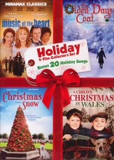 Holiday Collector's Set, Volume 14, DVD