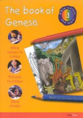 Bible Colour and Learn: 03 The Book of Genesis