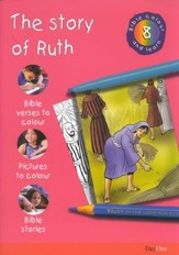 Bible Colour and Learn: 08 The Story of Ruth