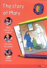 Bible Colour and Learn: 11 The Story of Mary