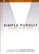 Simple Pursuit: A Heart after Jesus