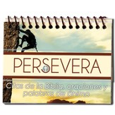 Press On Devotional Flip Book, Spanish