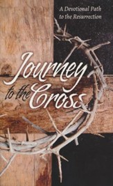 Journey To the Cross Book