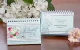 Bouquet Of Blessings Daily Devotional Flip Book