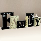 Family Tea Light Holder