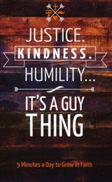 Justice, Kindness, Humility Book - Slightly Imperfect