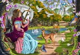 Princess Pathway 100pc Floor Puzzle